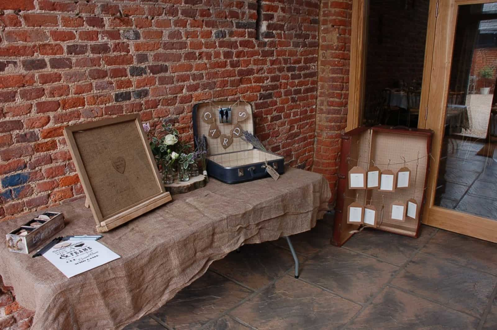 Wedding Tags, Cards and Frames
