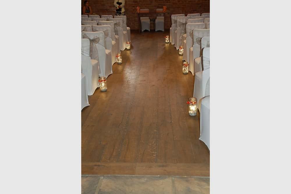 Tealight Wedding Service