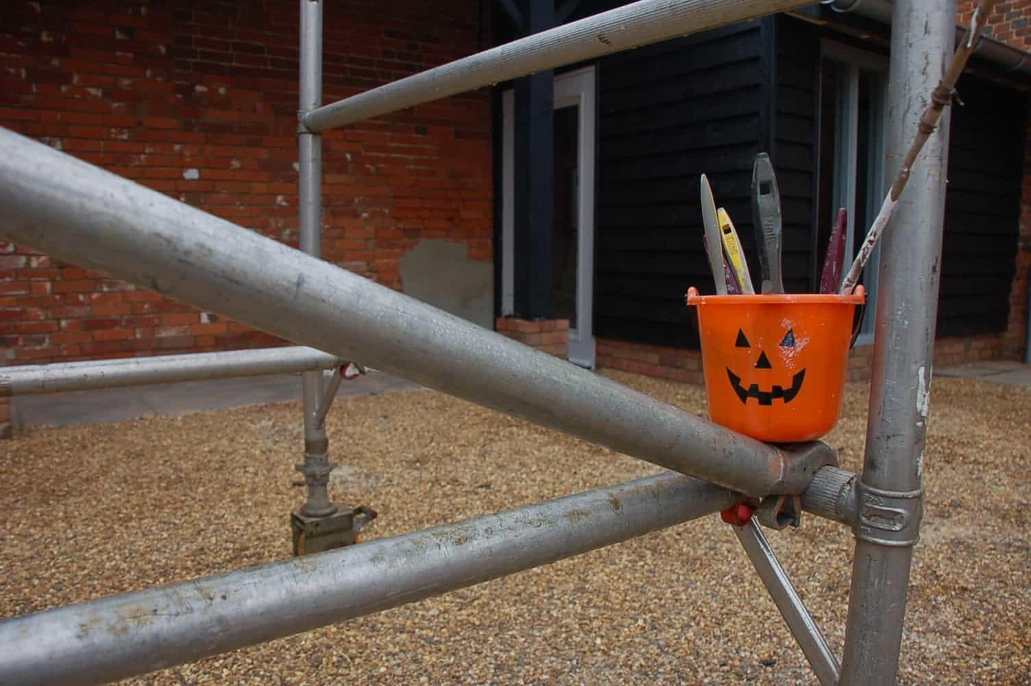 Copdock Hall refurbishment